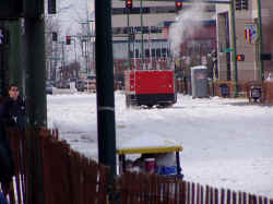 2006 Leaving Front Street by June Price