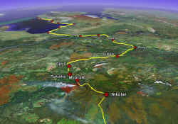 Nikolai to Unalakleet