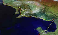 Shaktoolik to Nome